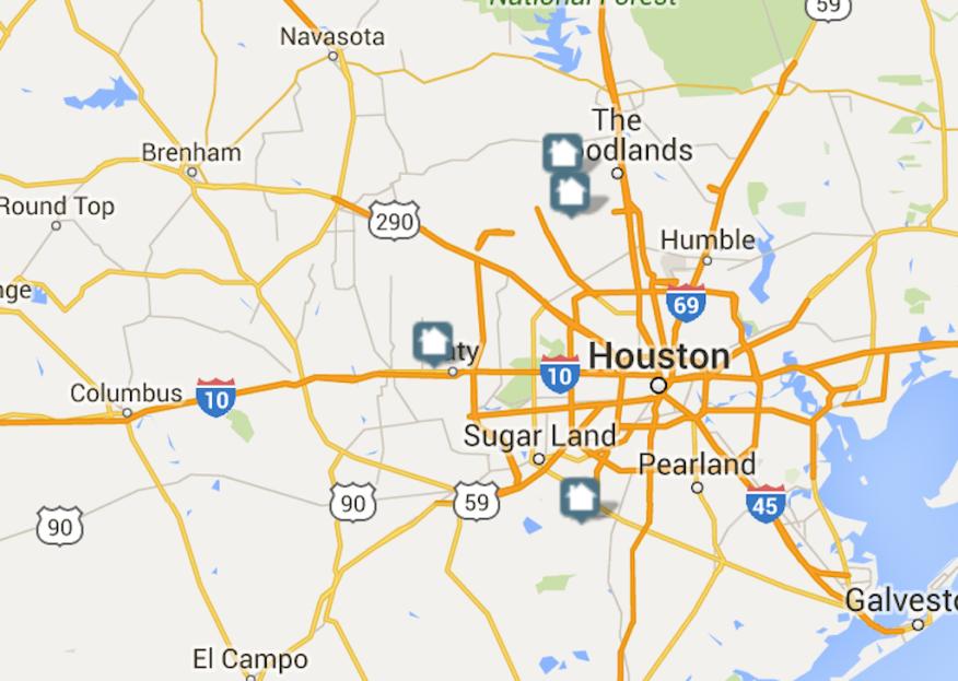 Shea Homes' new Houston communities