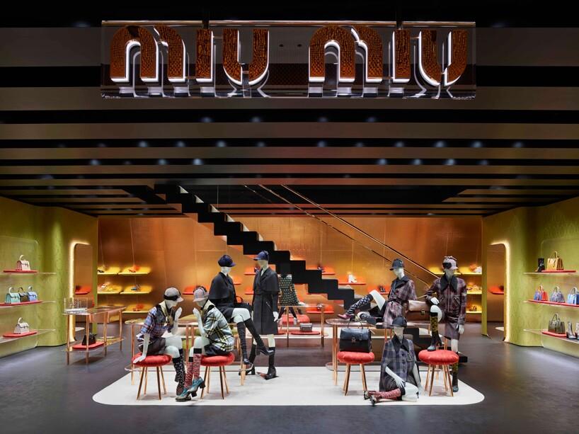 Miu Miu, Herzog & de Meuron, Tokyo
