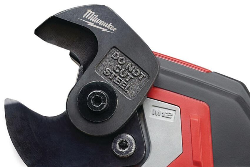 Milwaukeee Electric Tool Corp.'s 600 MCM Cable Cutter