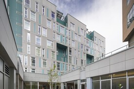 RENE CAZENAVE APARTMENTS / SAN FRANCISCO