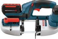 7.7-lb. cordless band saw