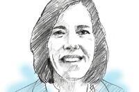 Julia Bueren: Budget balancer