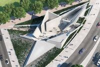 Canada Selects Design for National Holocaust Monument