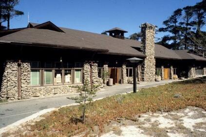 YWCA Asilomar, Administration Building, exterior.