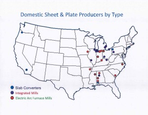 Graphic courtesy California Steel Industries Inc.