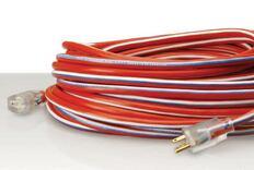 Patriotic Extension Cords