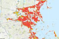 "New Online ""Slosh"" Maps Show Worst-Case Hurricane Surge Risk"