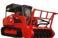 Fecon Inc. FTX100 LGP mulching tractor