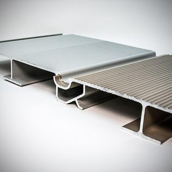 Dekmax APS aluminum decking