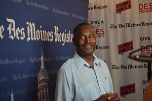 Carson Pushes for Public–Private Partnerships