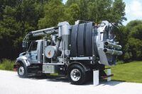 Super Products LLC Mud Dog 650 Hydro Excavator
