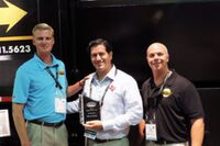 Petersen Industries, Inc. awards Heil of Texas as Dealer of the Year for 2015