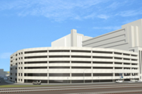 High Concrete is Producing Precast Concrete Components for New Parking Structure in Philadelphia