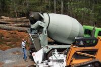 Blastcrete Equipment RD6536 Skid Steer Pump Attachment