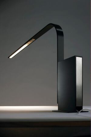Haworth's LIM (Light In Motion) task light is simple in form, but that simplicity allows it to be used in different ways in open and closed floor plans. Designed by Pablo Pardo and Ralph Reddig, LIM can be used as a desk lamp, floor lamp, or mounted fixture, and it can be installed under a work surface. The sleek LED light is simple to adjust, and uses a minimal amount of materials in its construction.  haworth.com