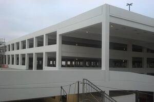 Concrete Expands Fashion: Del Amo Fashion Center, Torrance, Calif.