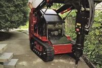 Toro + Hydraulic Breaker Attachment