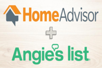 HomeAdvisor and Angie's List to Merge