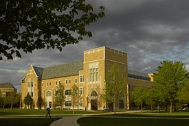 Notre Dame Multidisciplinary Engineering Building