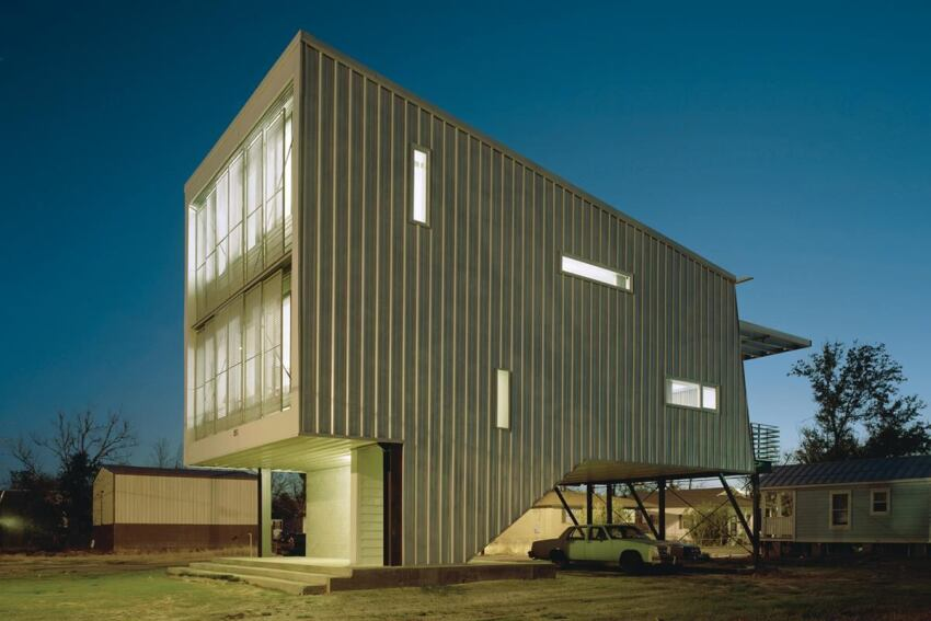 ra50: Marlon Blackwell Architect