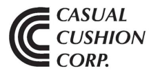 Casual Cushion Corp. Logo