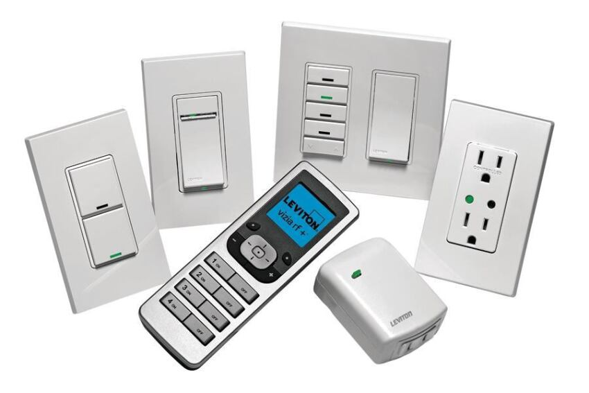 Lighting Control System from Leviton