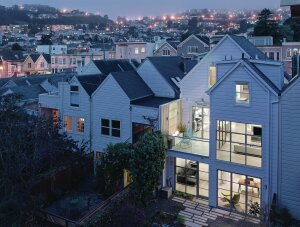 Architect Jonathan Feldman and contractor Kyle Mortz create a deft combination of modern and period elements in San Francisco's Noe Valley neighborhood.