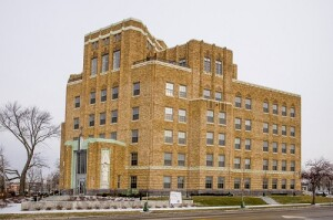Evergreen Real Estate Group has transformed the vacant St. Charles Hospital in Aurora, Ill., into housing for seniors. Fifty-six of the apartments are affordable housing.
