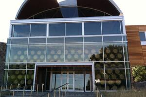 High-Design Sonoma Winery