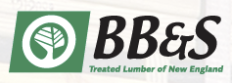 BB&S Treated Lumber Logo