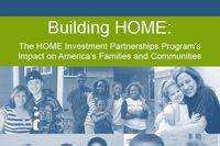 Report Highlights HOME Contributions