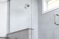 Coastal Atmosphere Inspires Master Bath Remodel