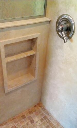 ForzaStone Lightweight Stone Panels for Showers | Remodeling ...