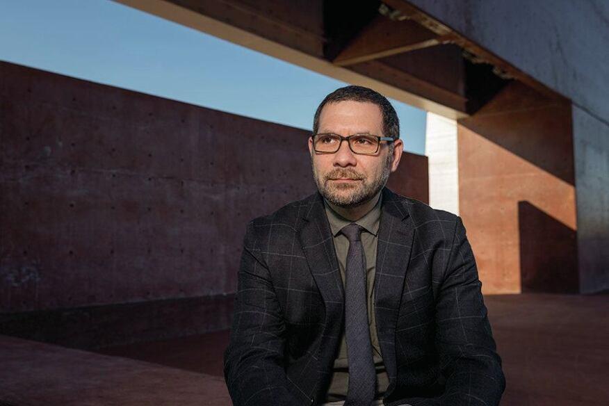 José Alvarez, principal at Eskew+Dumez+Ripple
