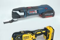 New 18-Volt Cordless Oscillating Multi Tools
