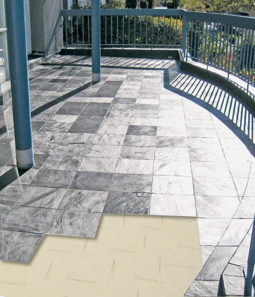 Duradek Ultra Tiledek Professional Deck Builder