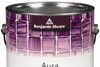 Aura Bath and Spa Paint From Benjamin Moore