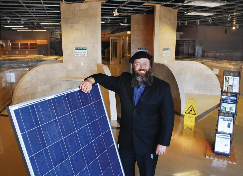 A New Dealer Taking on Green Building Market
