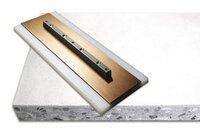 Plastic trowel blade