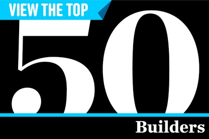 2013 Top 50 Builders