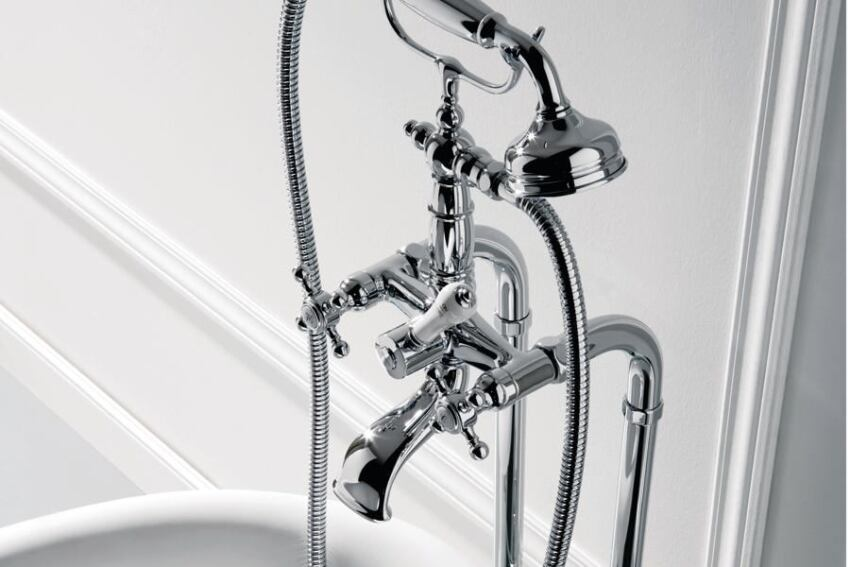 Canterbury Tub Filler by Graff