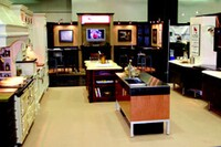 Attitudes and behaviors on display at show booth