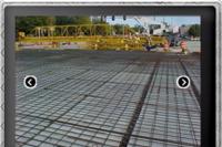 Caltrans Tests Corrosion-Resistant Rebar