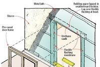 Q&A: Making a Balcony Door Watertight