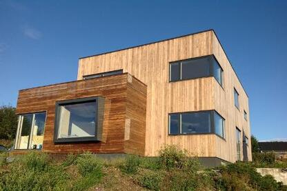 Kebony Transforms a Traditional House into an Eco-Friendly Passive House