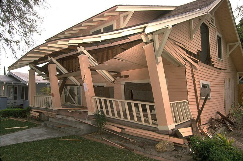 Threat of a 'Katrina-Scale Disaster' in California
