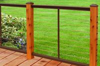 Product: Aluminum Railing by Feeney