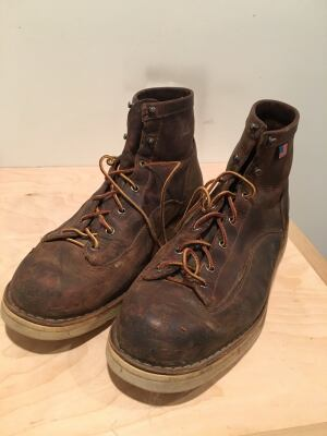 "The Danner 6"" Bull Run Cristy's."