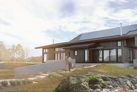 Harvard Solar House