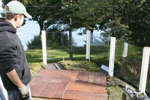 Installing a Green Roof